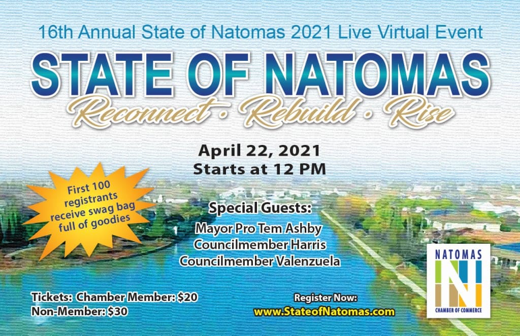 State Of Natomas Flyer